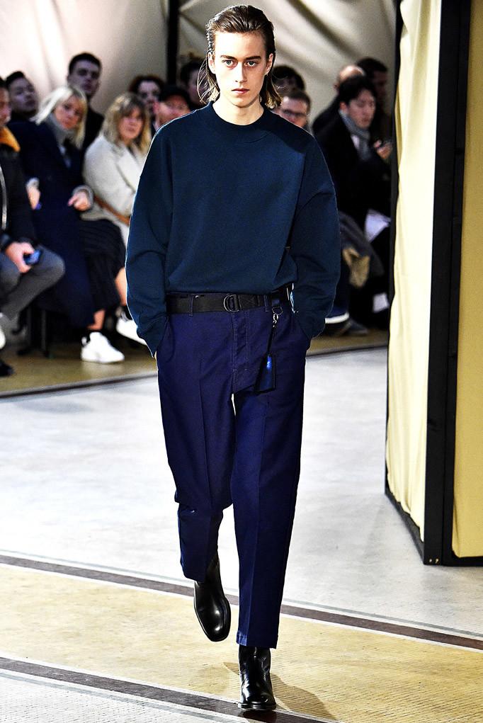 Lemaire Paris Menswear Fall Winter 2017 January 2017