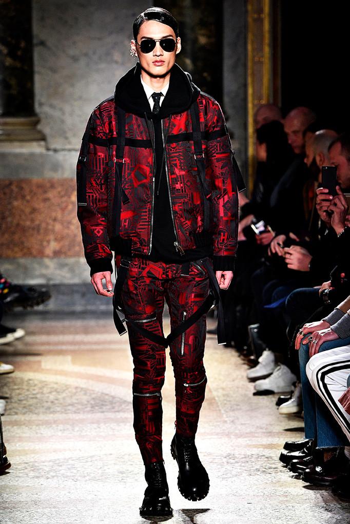 Les Hommes Milan Menswear Fall Winter 2017 - January 2017