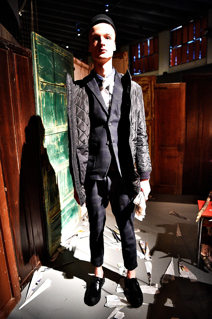 Marras Milan Menswear Fall Winter 2017 January 2017