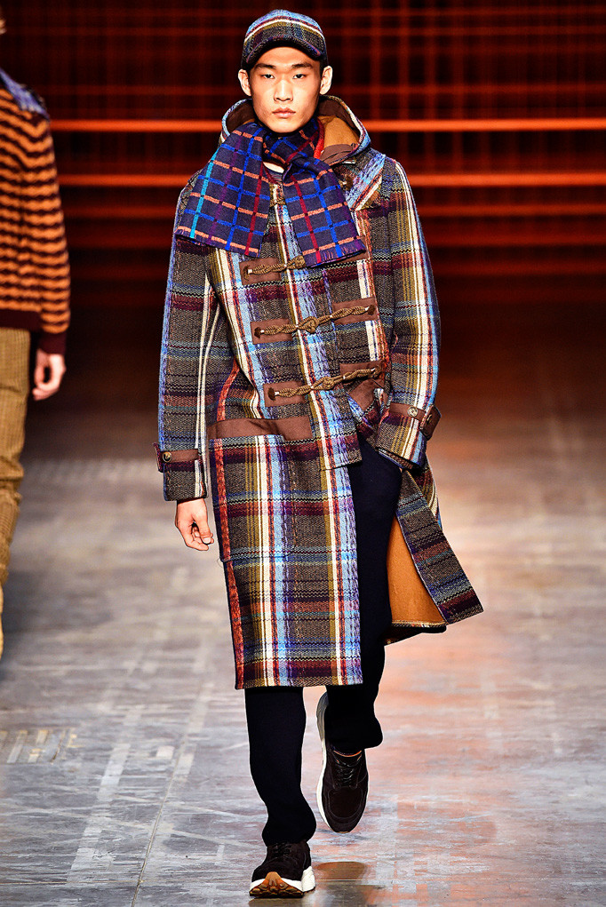 Missoni Milan Menswear Fall Winter 2017 January 2017