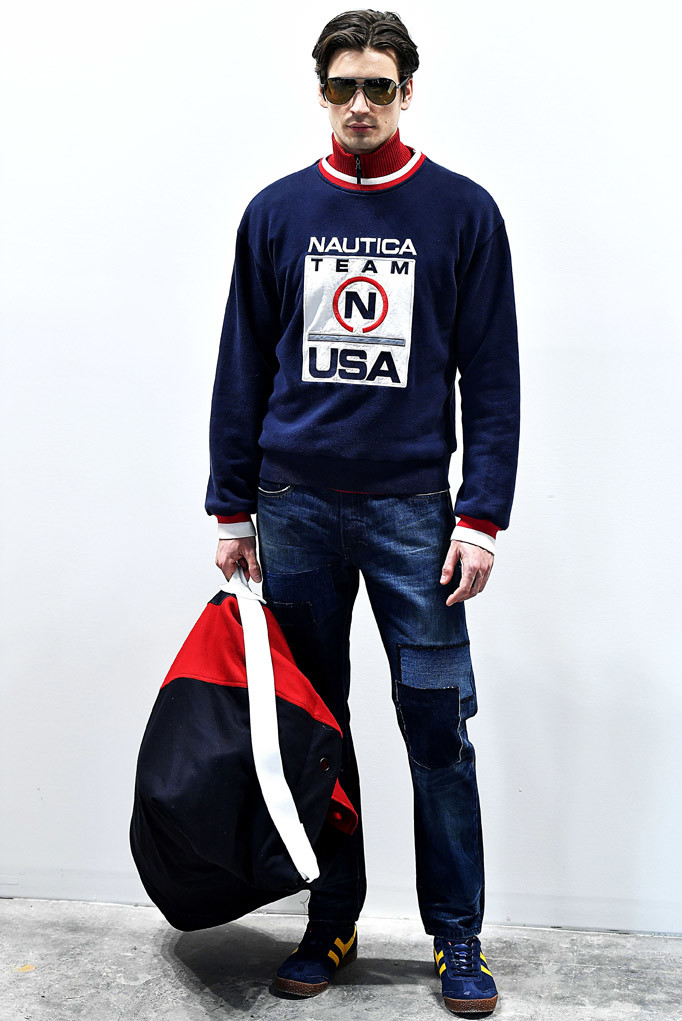 Nautica New York Menswear FW17 New York Jan Feb 2017