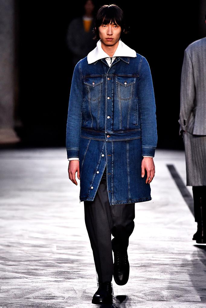 Neil Barrett Milan Menswear Fall Winter 2017 January 2017