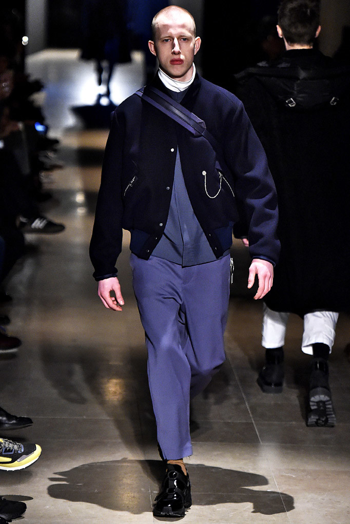 OAMC Paris Menswear Fall Winter 2017 January 2017