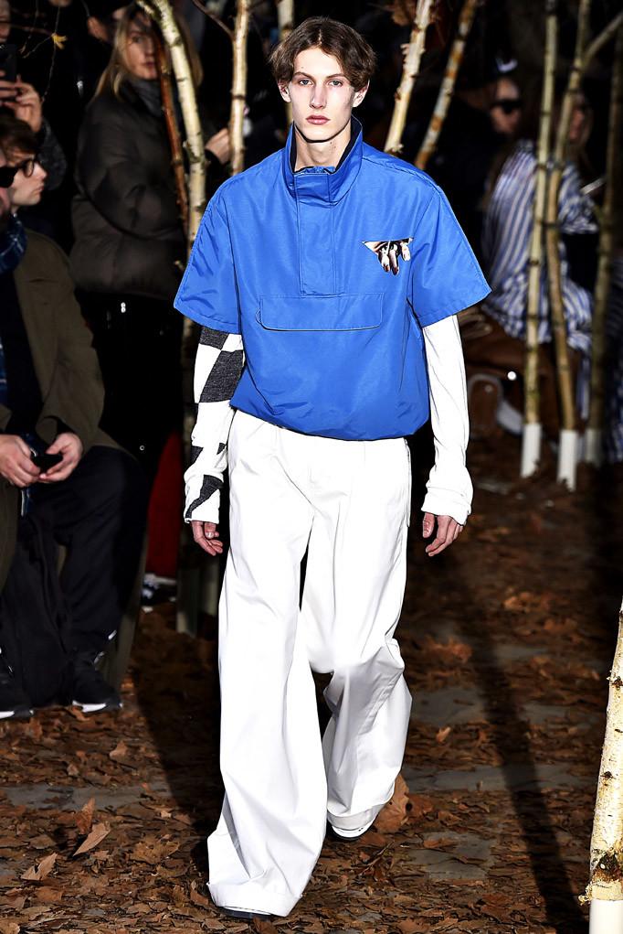 Off White Paris Menswear Fall Winter 2017 - January 2017