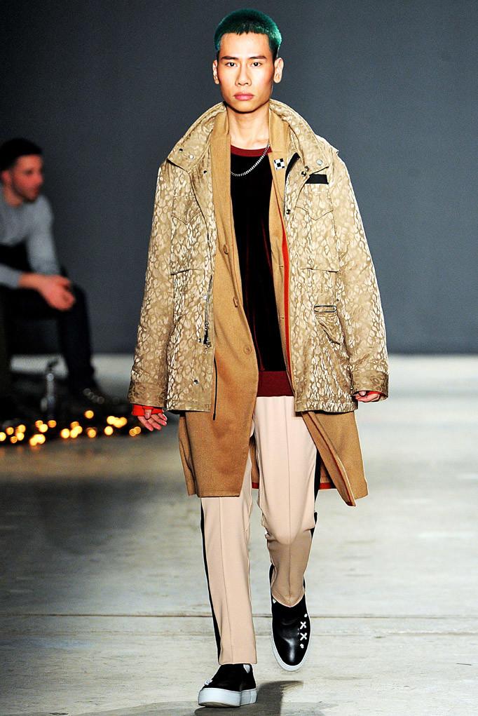 OVADIA SONS New York Menswear FW17 New York Jan Feb 2017