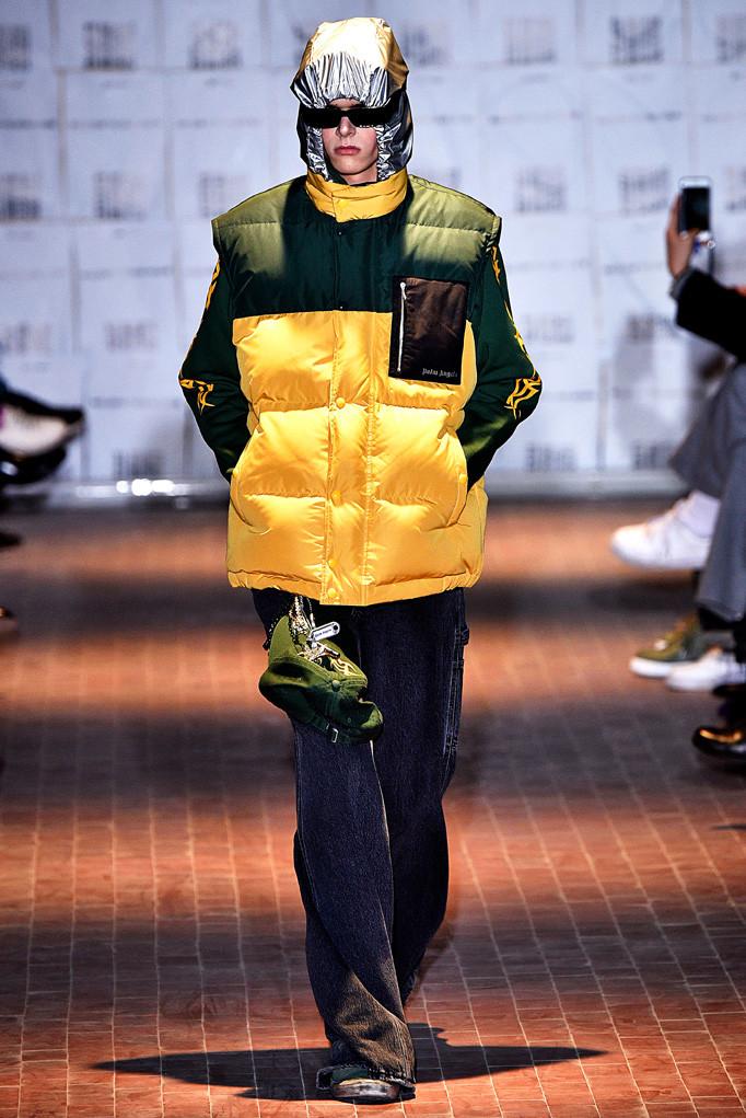 Palm Angels Milan Menswear Fall Winter 2017 January 2017