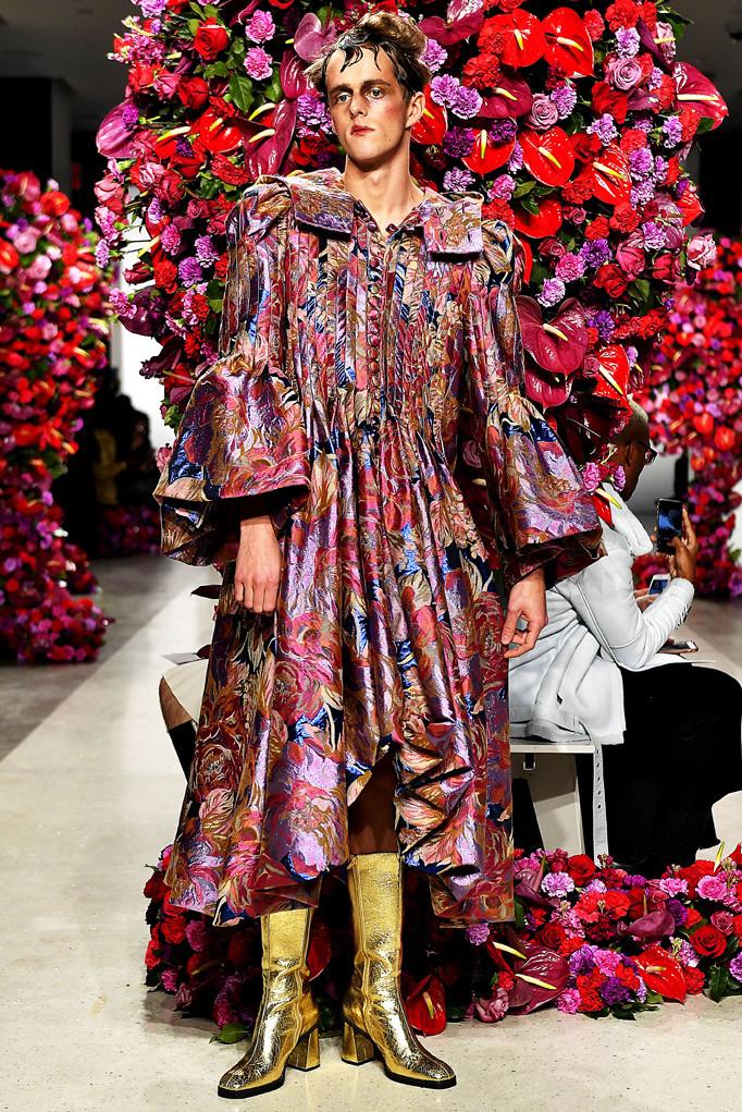 Palomo Spain New York Menswear FW17 New York Jan Feb 2017