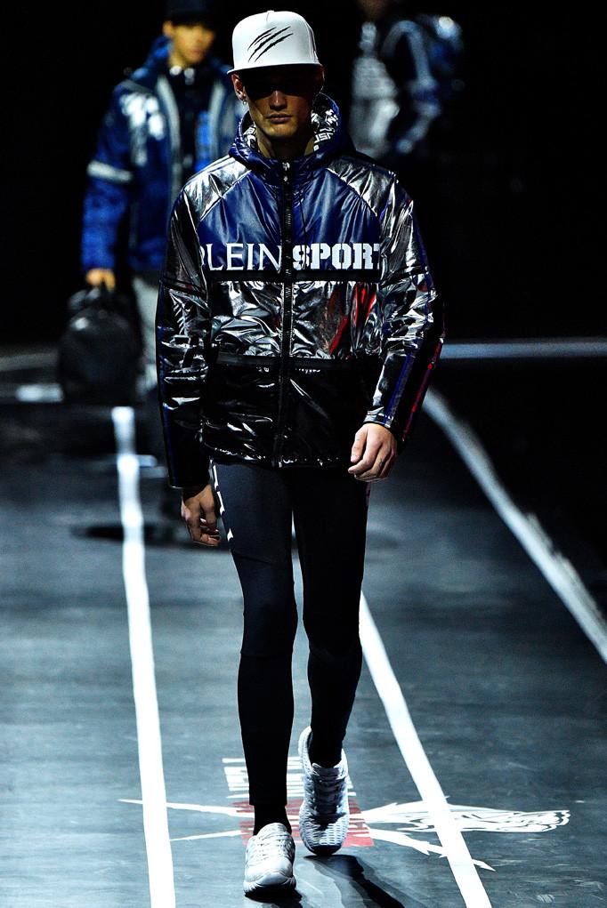 Plein Sport Milan Menswear Fall Winter 2017 January 2017