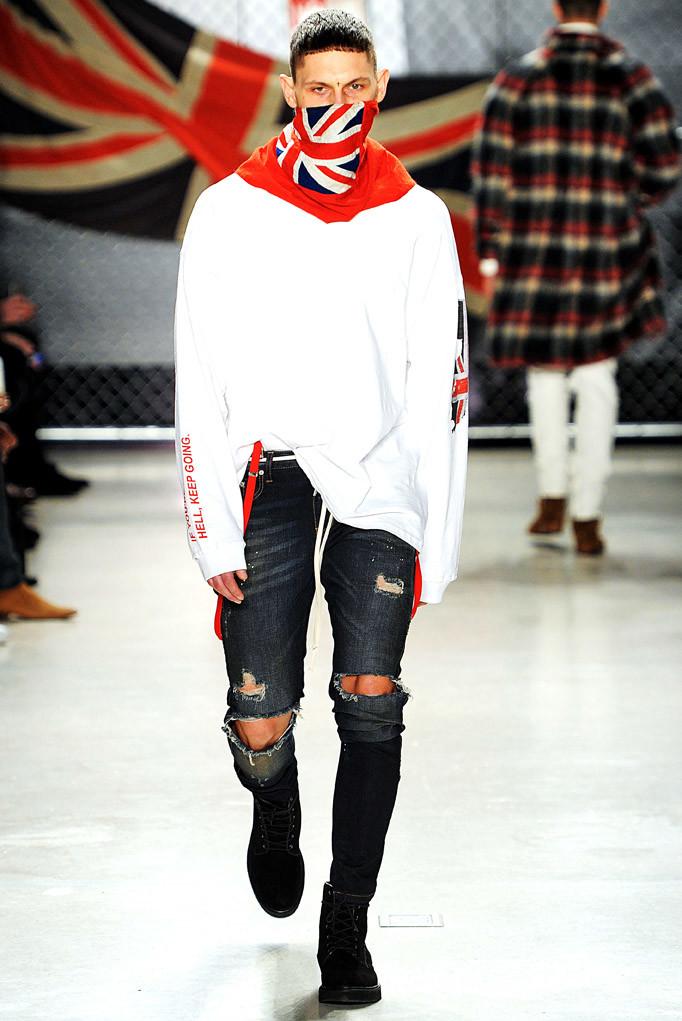 Represent New York Menswear FW17 New York Jan Feb 2017
