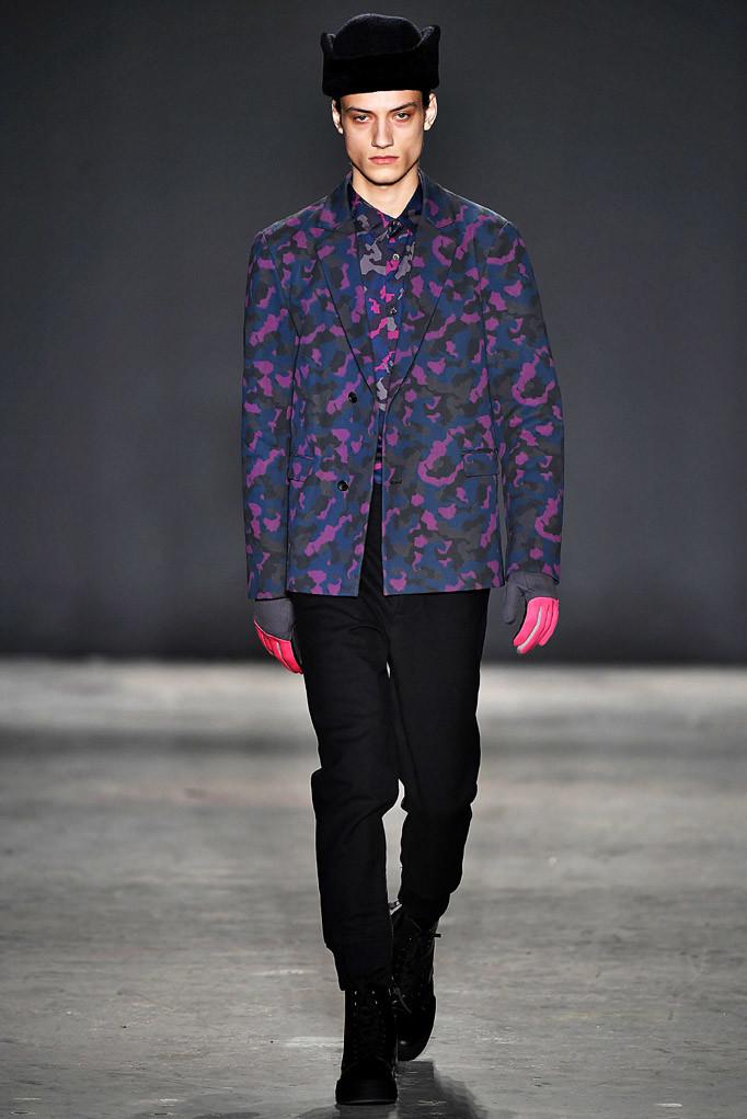 Robert Geller New York Menswear FW17 New York Jan Feb 2017