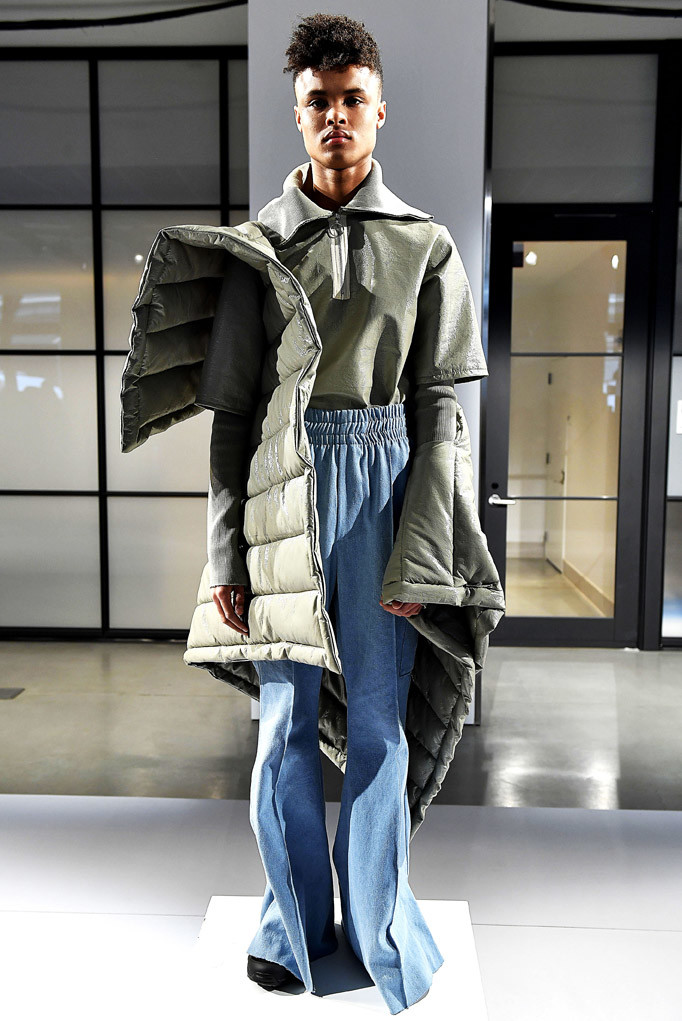 Raun Larose New York Menswear FW17 New York Jan Feb 2017