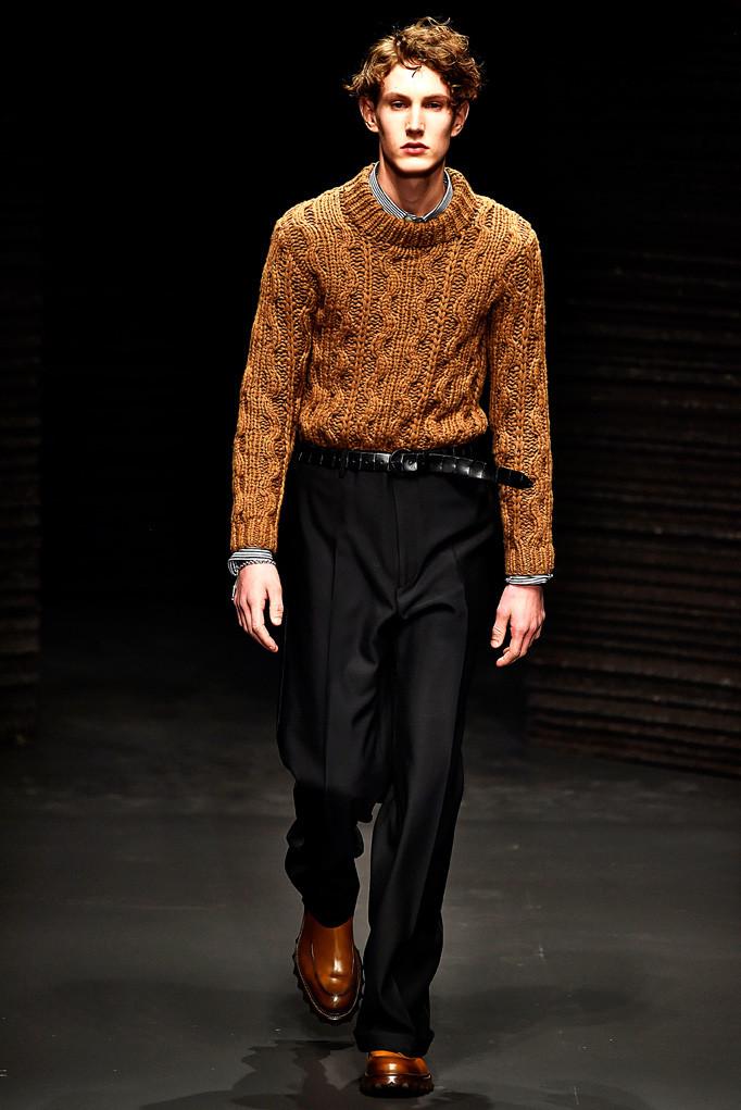 Salvatore Ferragamo Milan Menswear Fall Winter 2017 - January 2017