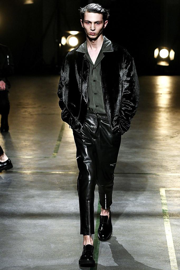 Sean Suen Paris Menswear Fall Winter 2017 January 2017