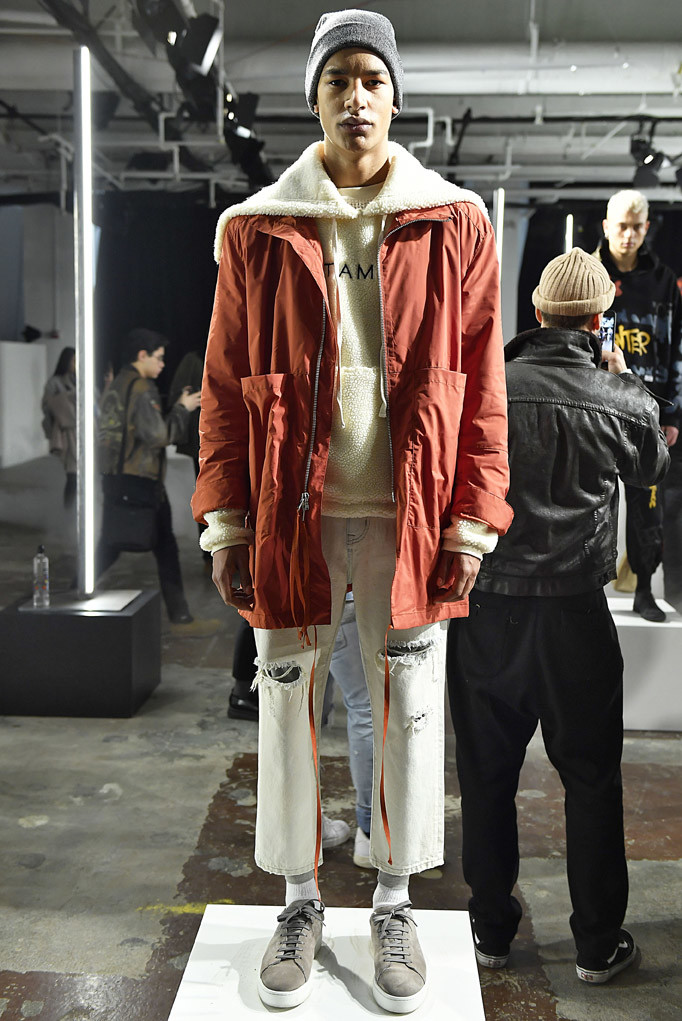 Stampd  New York Menswear FW17
