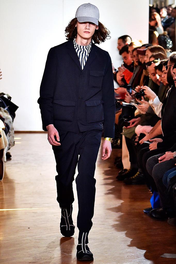Sunnei Milan Menswear Fall Winter 2017 January 2017