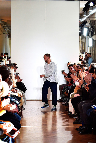 Sunnei Milan Menswear Fall Winter 2017