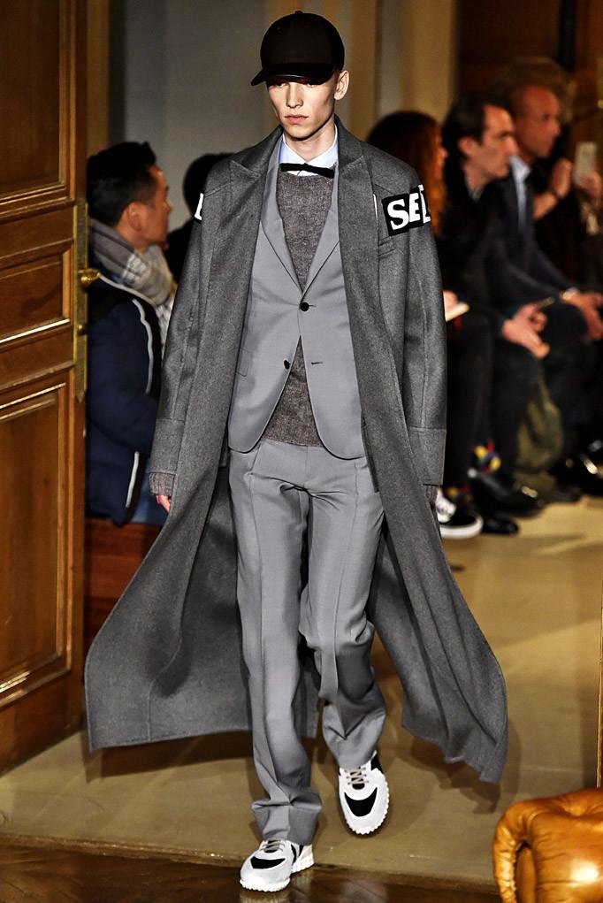 Valentino Paris Menswear Fall Winter 2017 January 2017