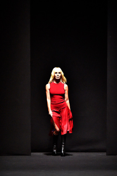 Versace Milan Menswear Fall Winter 2017