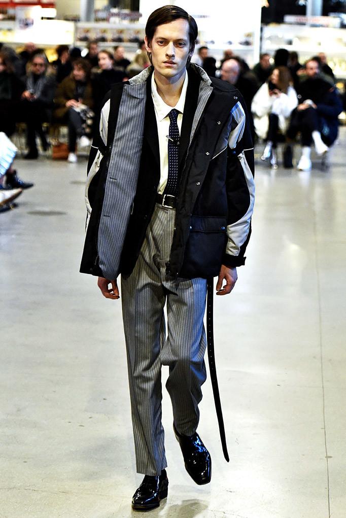 Vetements Paris Menswear Fall Winter 2017 - January 2017