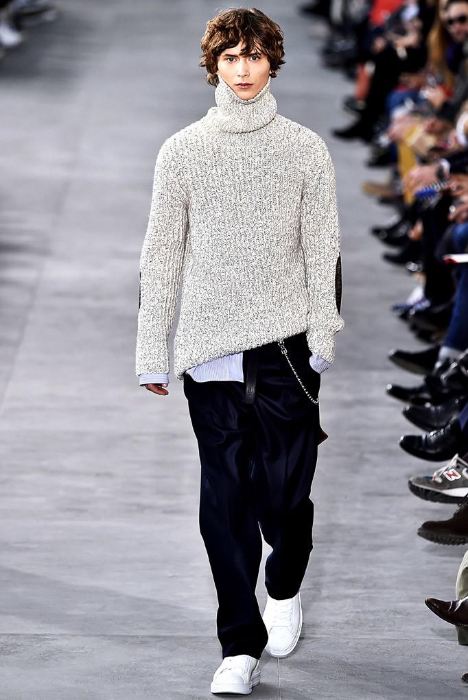 Louis Vuitton Paris Menswear Fall Winter 2017 - January 2017