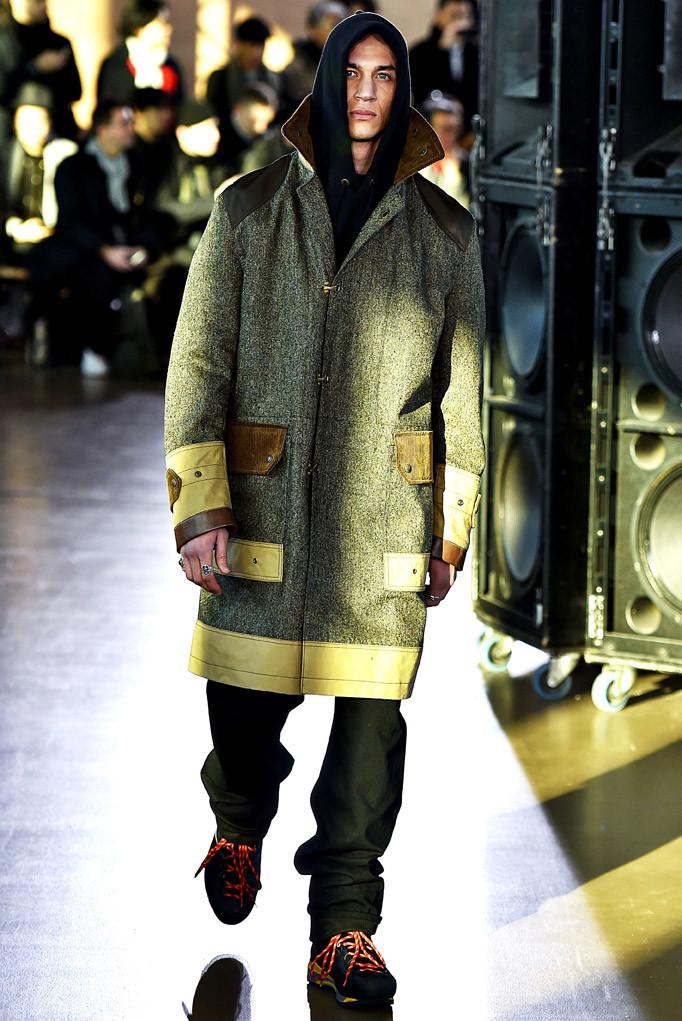 Watanabe Paris Menswear Fall Winter 2017 - January 2017