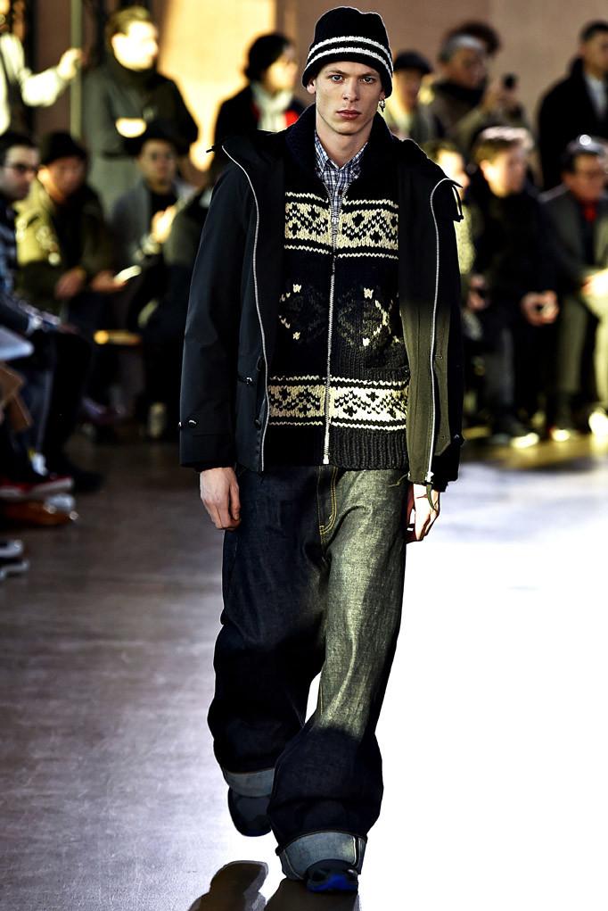 Watanabe Paris Menswear Fall Winter 2017