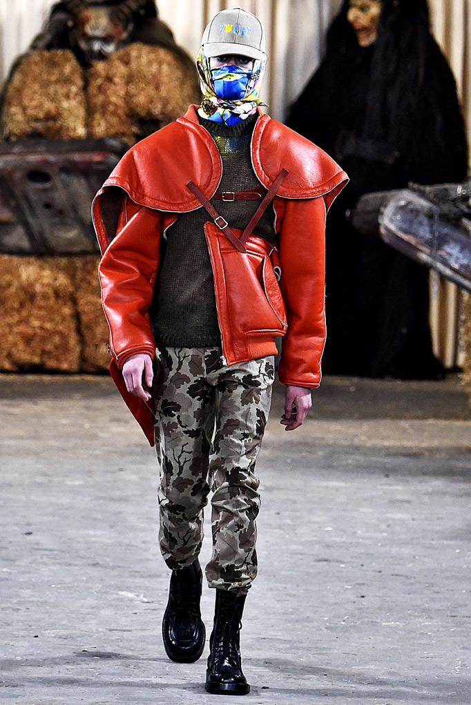 Walter_Van_Beirendonck Paris Menswear Fall Winter 2017 January 2017