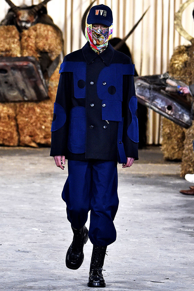 Walter_Van_Beirendonck Paris Menswear Fall Winter 2017