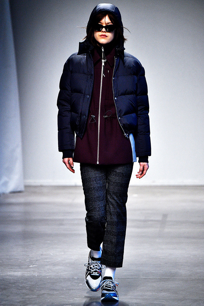 Wood Wood Milan Menswear Fall Winter 2017 January 2017