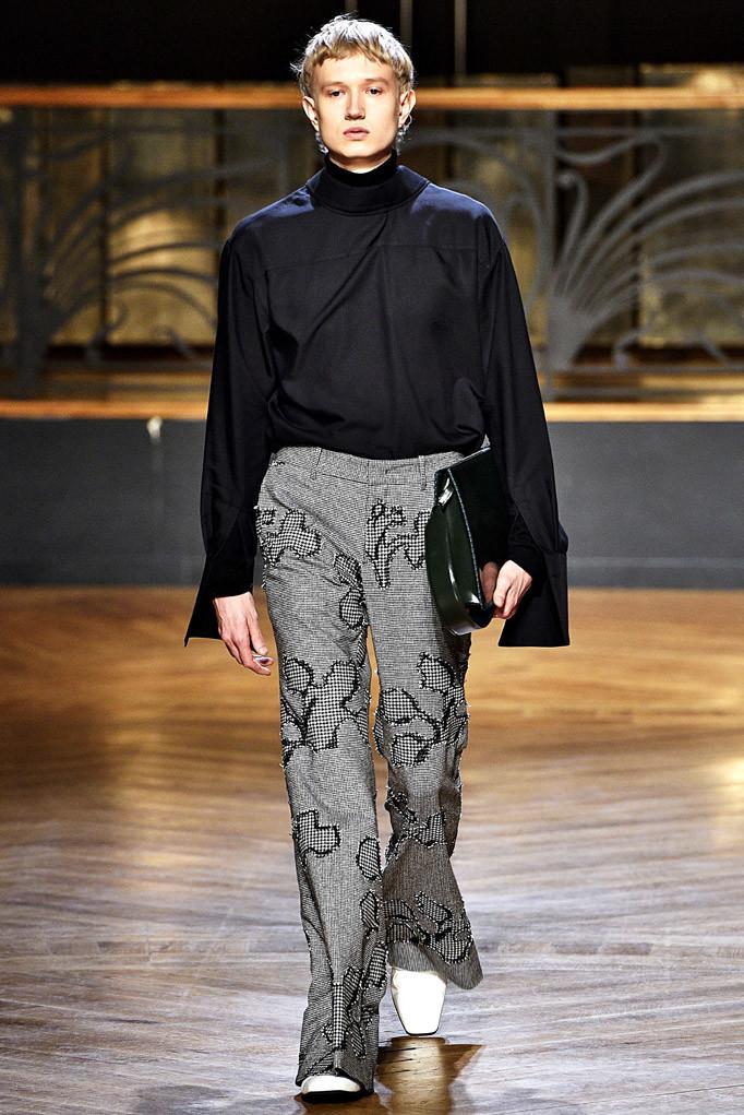 Wooyoungmi Paris Menswear Fall Winter 2017 January 2017