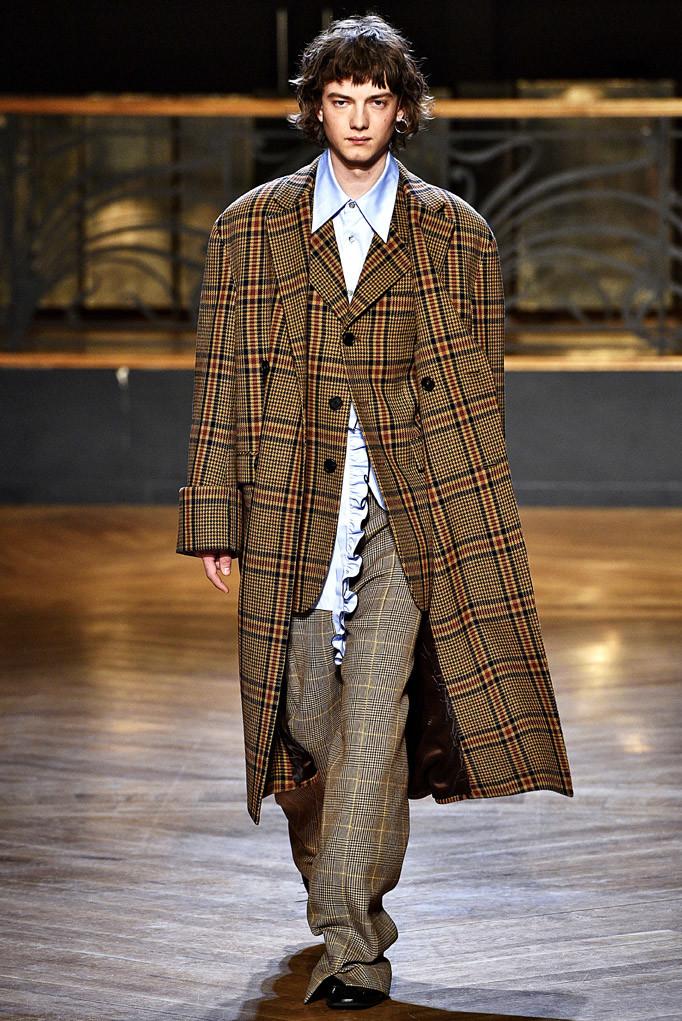 Wooyoungmi Paris Menswear Fall Winter 2017