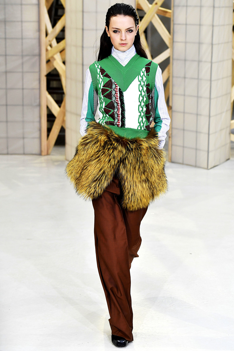 Aalto  Paris Womenswear Fall Winter 2017  Paris March 2017