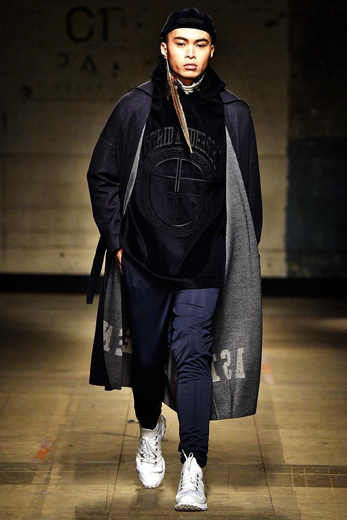 Astrid Andersen London Menswear Fall Winter 2017 January 2017