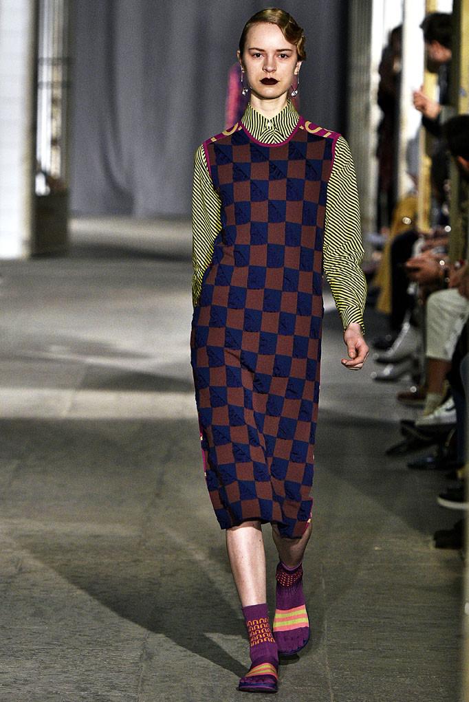Arthur Arbesser Milan Womenswear Fall Winter 2017 Milan February 2017