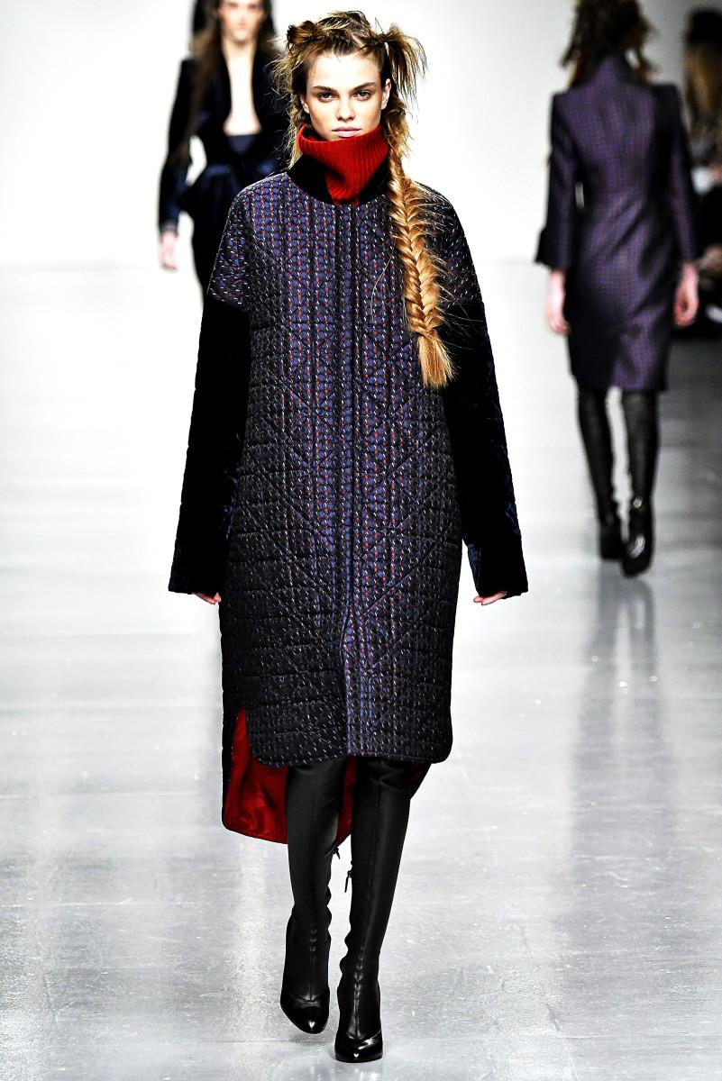 Antonio Berardi London Womenswear Fall Winter 17 London February 2017