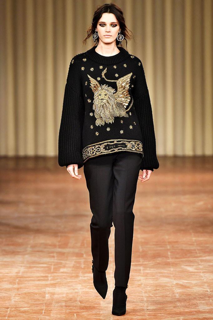 Alberta Ferretti Milan Womenswear Fall Winter 2017 Milan February 2017
