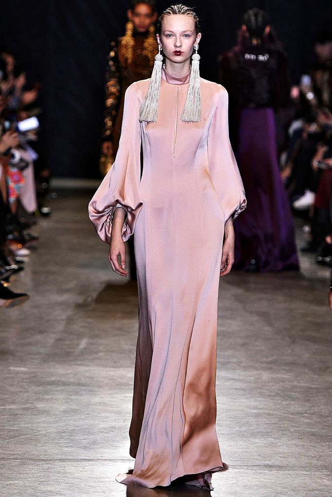 Andrew GN  Paris Womenswear Fall Winter 2017  Paris March 2017