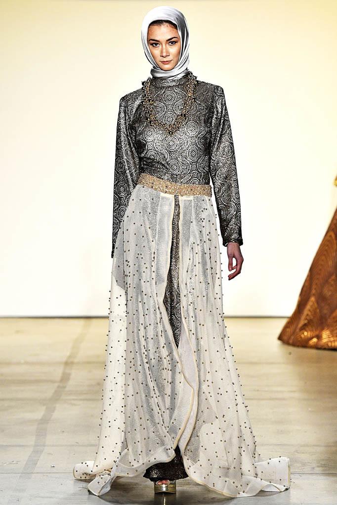 Anniesa Hasibuan New York Womenswear Fall Winter 2017 New York Feb 2017