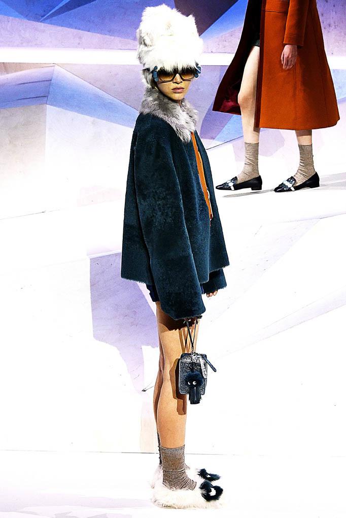 Anya Hindmarch London Womenswear Fall Winter 2017 London February 2017