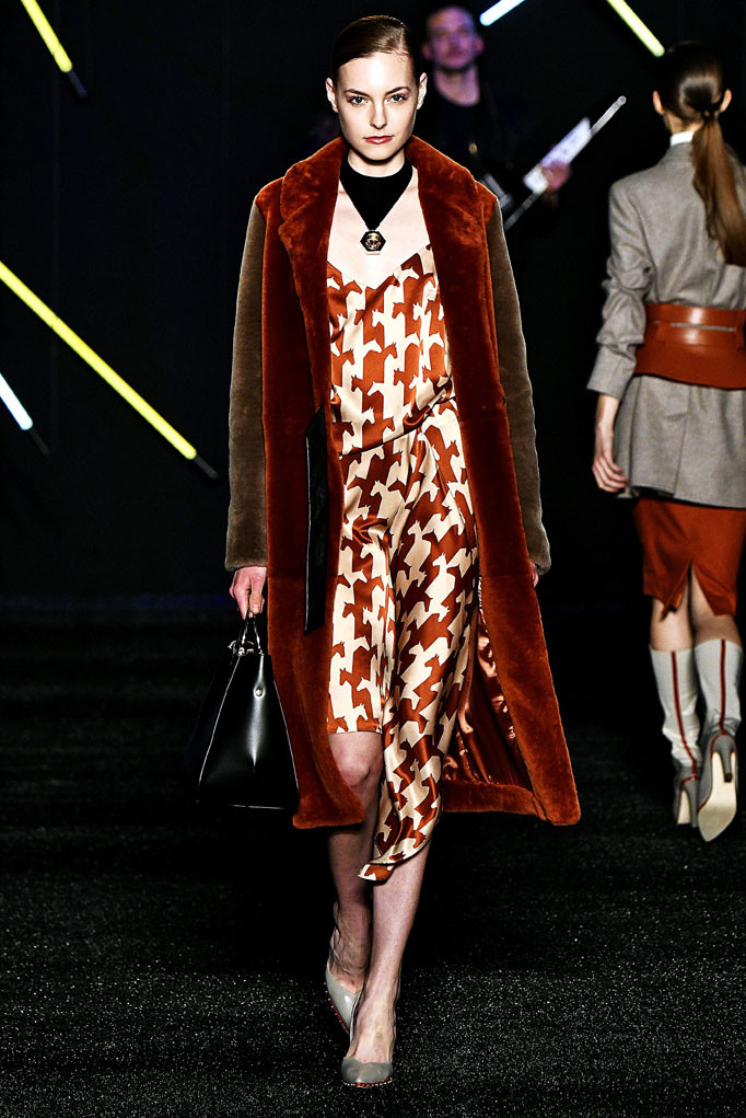 Aigner Milan Womenswear Fall Winter 2017 Milan February 2017