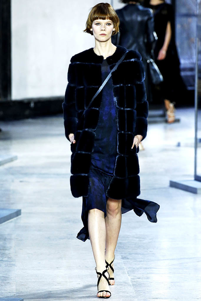 Akris Paris Womenswear Fall Winter 2017 Paris March 2017