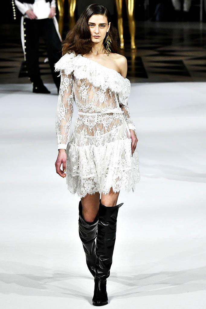 Alexis Mabille Paris Womenswear Fall Winter 2017 Paris March 2017