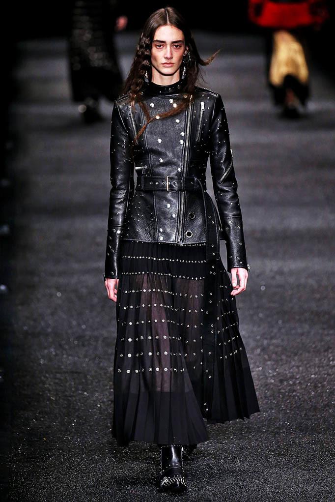 Alexander McQueen  Paris Womenswear Fall Winter 2017  Paris March 2017