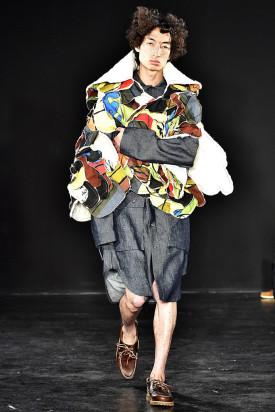 Alex Mullins London Menswear Fall Winter 2017
