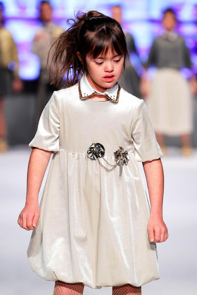 Amaya, Kids Fall 2017, FIMI Madrid, January 2017