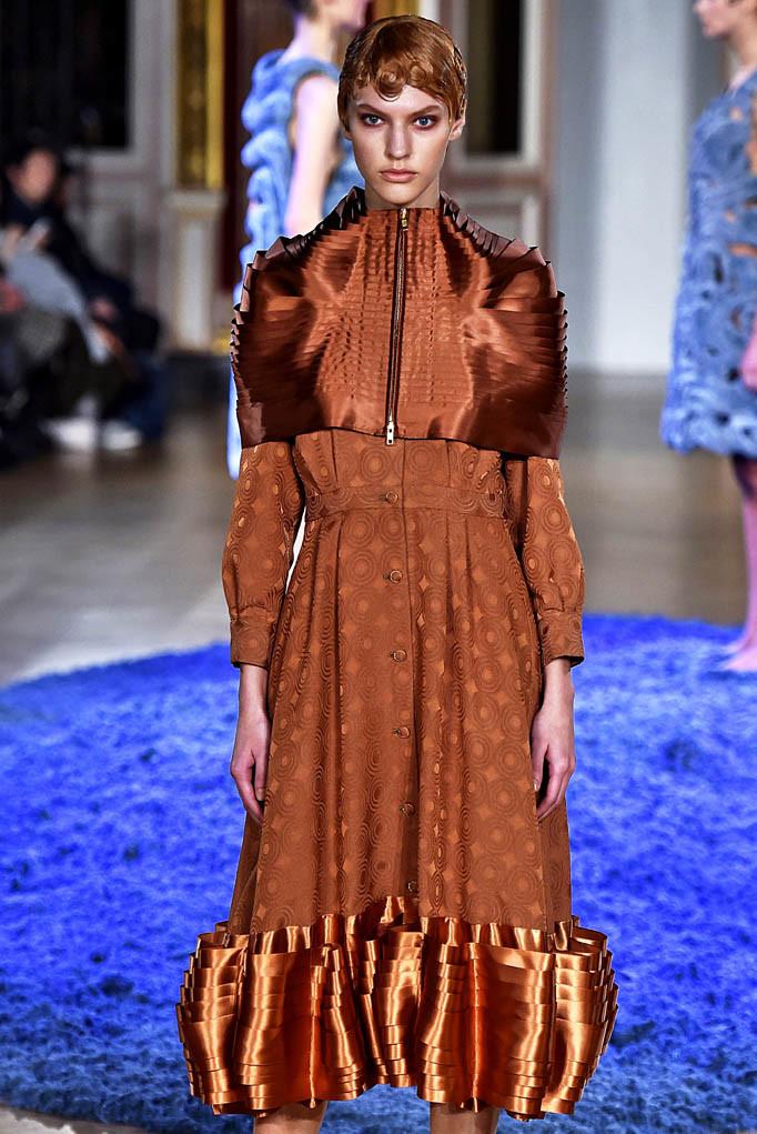 Anrealage Paris Womenswear Fall Winter 2017  Paris March 2017