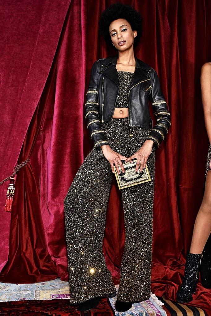 Alice Olivia New York Womenswear FW17 New York Feb 2017