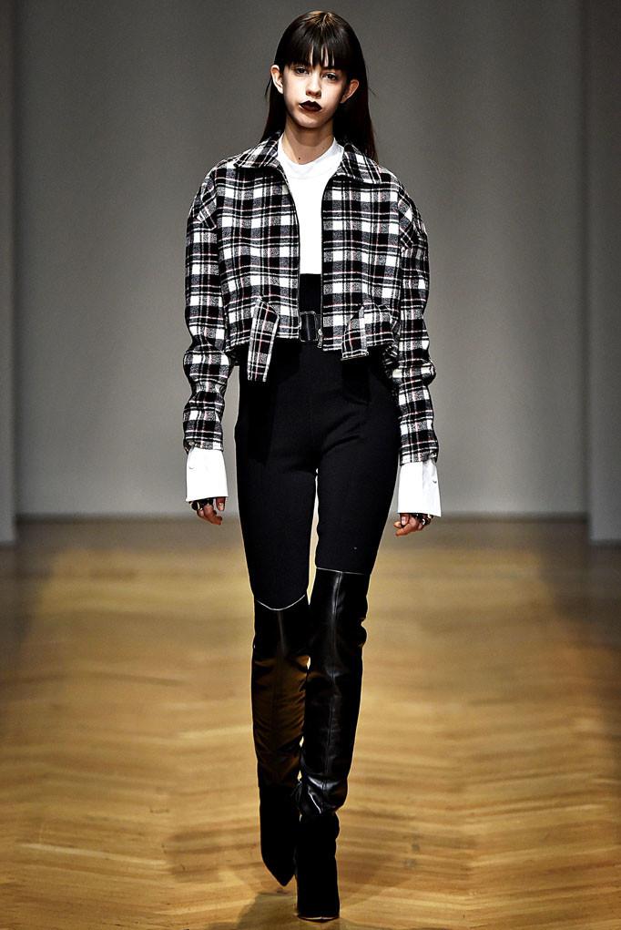 Aquilano Rimondi Milan Womenswear Fall Winter 2017 Milan February 2017