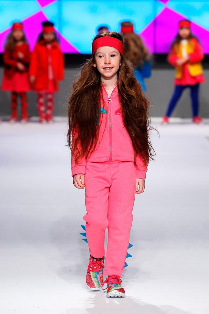 Agatha Ruiz de la Prada, Kids Fall 2017, FIMI Madrid, January 2017