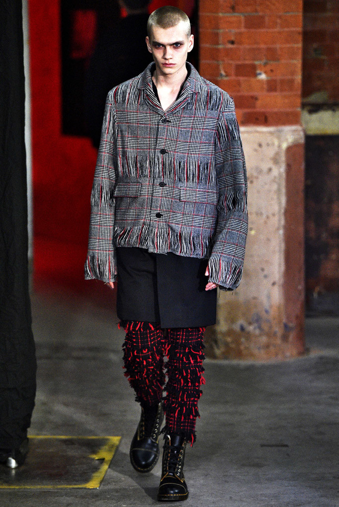 Agi_Sam_The_Woolmark_Company London Menswear Fall Winter 2017 January 2017